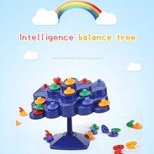 Стекируемый Баланс Дерево Игрушка Мозг Игры Баланс Обучающая Игрушка Перевертывание Доска Игра Интеллект Развитие Обучающая Игрушка Джуэ
