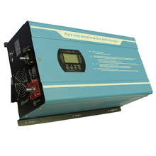 1000W 1KW Double-MCU LCD Solar Pure Sine Wave Inverter Low Self-loss DC12/24/48V to AC 110-220V With Toroidal Transformers