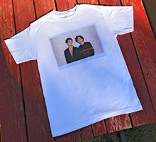 The 1975 Inspired Matt Healy and Timothee Chalamet Shirt Men Short Sleeve Tee