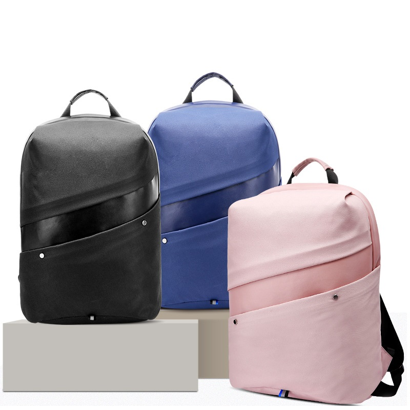 Anti-theft USB Charging Fashion Laptop Backpack Women Backpack For Laptop 13.3 14 15 15.6 Inch Female Double Shoulder Bag