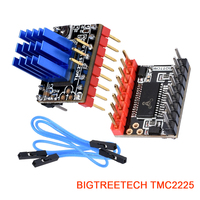 BIGTREETECH TMC2225 V1.0 Driver UART Stepstick Stepper Motor Board TMC2208 TMC2209 For 3D Printer Control Board SKR V1.3 PRO MKS 3D Printer Parts & Accessories     -