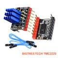 BIGTREETECH TMC2225 V1.0 sürücü UART Stepstick step Motor kurulu TMC2208 TMC2209 için 3D yazıcı kontrol paneli SKR V1.3 PRO MKS