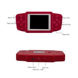 Image 5 - كول بيبي 2.5 بوصة RS 33 صغير يده لعبة لاعب المدمج في 268 الألعاب الكلاسيكية باليد وحدة التحكم 8 بت LCD شاشة ملونة
