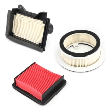 Areyourshop for Yamaha XP 530 XP530 TMAX T MAX 530 SX/DX 2017 2018 2019 TMAX530 DX Air Filters Cleaner