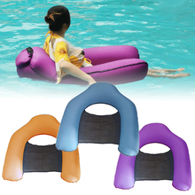 Inflatable Lounge Chair Pool Floating-Mesh Swimming-Pool-Ldf668 for Noodle