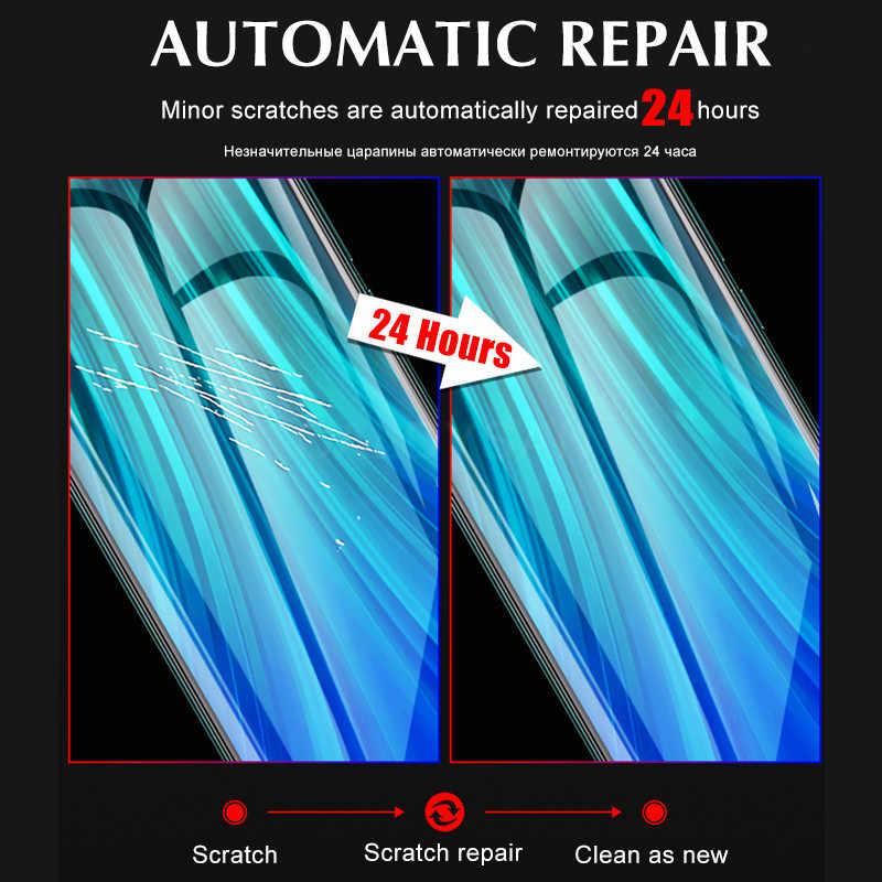 100D קדמי + חזרה מגן הידרוג 'ל סרט לxiaomi Redmi 4x K20 פרו הערה 7 8 פרו מלא כיסוי מסך מגן סרט לא זכוכית