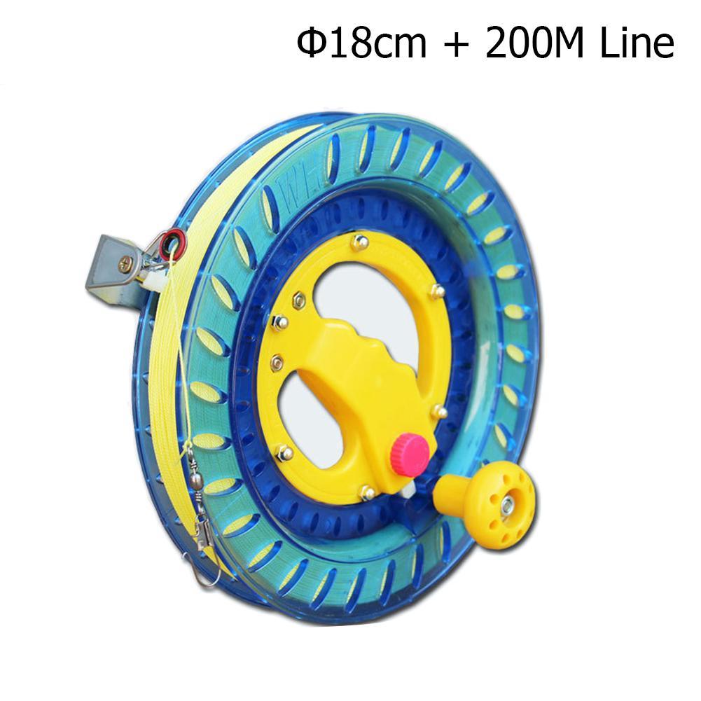 Прочная воздушная змея линия обмотки катушка для лески+ Струны летающие инструменты и Блокировка воздушные змеи для взрослых игрушки для детей