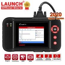 LANÇAMENTO Creader VIII X431 OBD2 Motor ABS Airbag SRS EM SAS Óleo EPB ferramenta de diagnóstico OBDII EOBD Leitor de Código de reset PK crp123 crp129