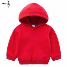 Детская толстовка с капюшоном, красная, желтая, черная, синяя Подростковая куртка, толстовка для мальчиков и девочек, детская одежда в розницу