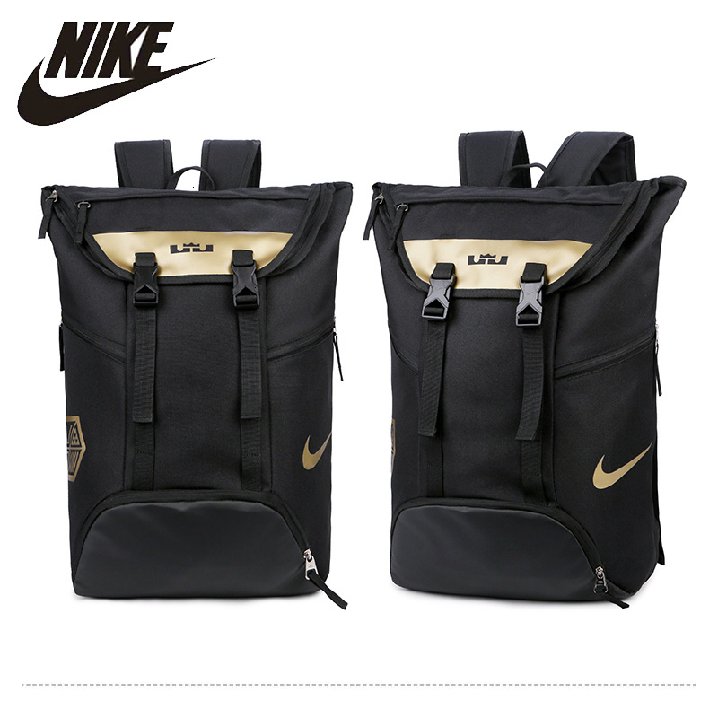 Nike Air Jordan Aj3 Jordan Baketball Backpack Water-proof Large Capacity Man Training Sports Bag