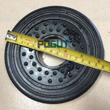 Replacement Suction Rubber Plate for Z.Bavelloni Edging Machine