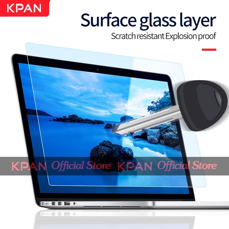 KPAN Chip de HD para Macbook Pro 13 2020 M1 A2337 2338 Protetor De Tela Pro Ar 12 13 15 16 2179 2289 1706 2251 Filme De Vidro Flexível-4