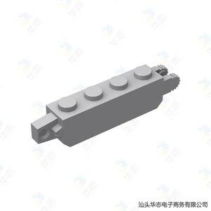 Hinge Brick 1 x 4 MOC DIY building block accessories parts 30387