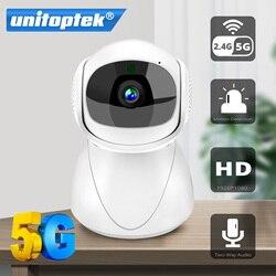 wifi ip camera 1080p hd home security cam Surveillance CCTV Network ptz Wireless 2.4G/5G Camera Two Way Audio smart Baby Monitor