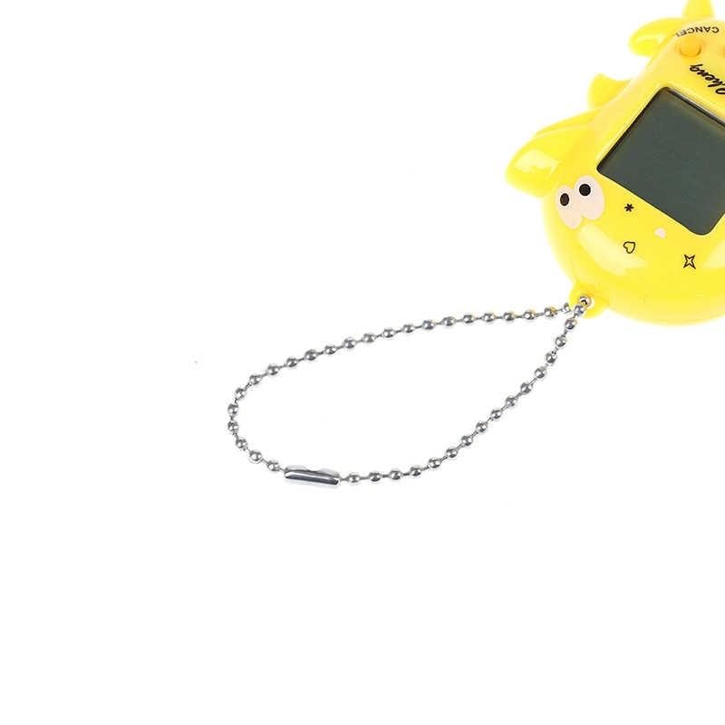 1pc 90s נוסטלגי 168 חיות מחמד ב 1 וירטואלי Cyber לחיות מחמד צעצוע Tamagotchis אלקטרוני חיות מחמד מחזיקי מפתחות צעצועים