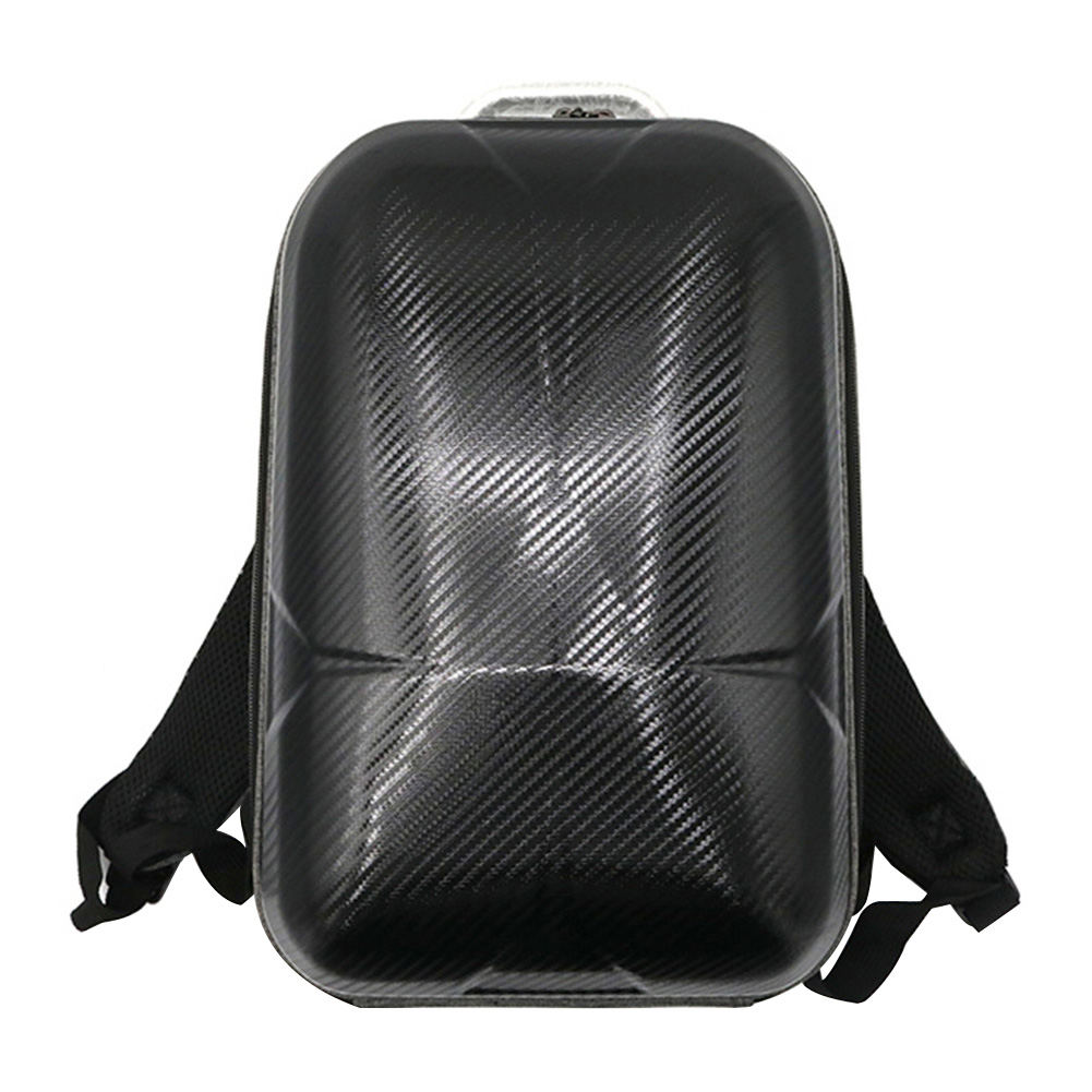 Hard Shell Backpack For DJI Mavic Air 2 Dual Zipper Waterproof Oxford Fabr Carrying Bag Accessories Shoulder Carry Case Storage