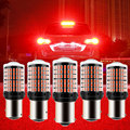 Супер красный Canbus без ошибок 1156 1157 P21W P21/5 Вт P21/4W PR21/5 Вт BA15S BA15D BAZ15D BAW15D BAY15D P21 5 Вт светодиодный автомобильный тормозной фонарь светильник