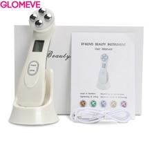 Устройство для электропорации лица, радиочастотный светодиодный фотонный прибор для ухода за кожей лица