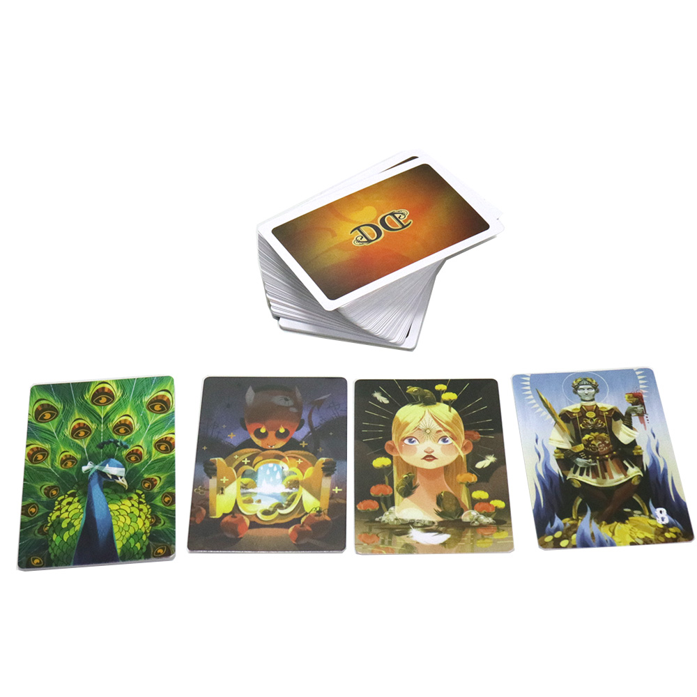 Tell-Story Deck Card-Games Imagination Party Mini Kids Family Total 11 10 3 4 5 6 8 9