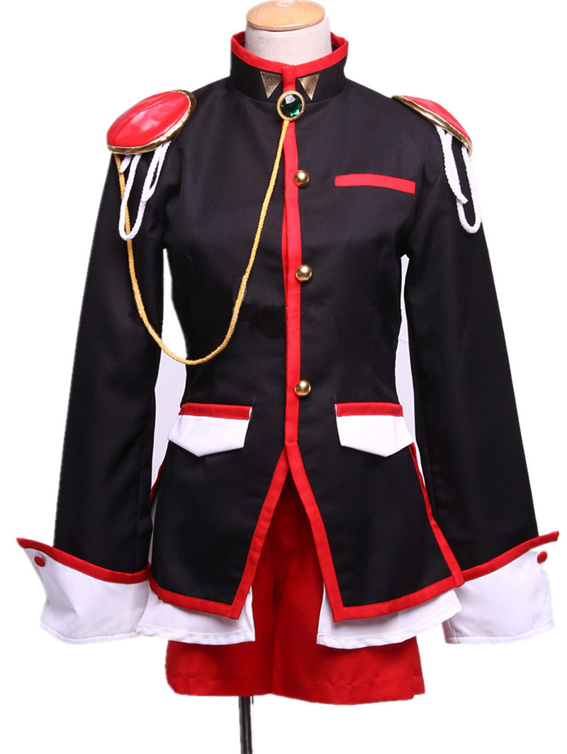 Anime Utena Tenjou Cosplay Costume from Revolutionary Girl