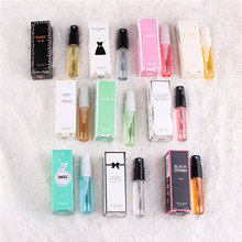 Perfume Fragrance Mini Deodorant Female Long-Lasting Women Lady Brand Original 3ml