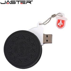 Image 5 - Jaster Cartoon Oreo Koekjes Model Usb2.0 4Gb 8Gb 16Gb 32Gb 64Gb Pen Drive Usb Flash drive Creatieve Gifty Stick Pendrive