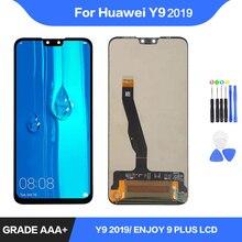 Huawei Digitizer Y9 LCD