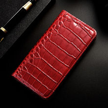 Magnet Natural Genuine Leather Skin Flip Wallet Book Phone Case Cover On For Realmi Realme C2 X2 XT Pro C X 2 T X2Pro 64/128 GB(China)