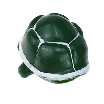 Retractable Turtle Shape Toy Perfect Interesting Relief Gameplay Risk-free Sensory Rubber Ball For Chrismas Decoration image