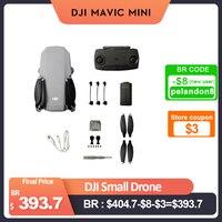 DJI-Minidron con cámara Mavic, cuatricóptero con videocámara de 2,7K, tiempo de vuelo de 30 minutos, original, versión MT1SS5 FCC, nuevo