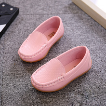 Summer Children Shoes PU Leather Casual Styles Boys Girls