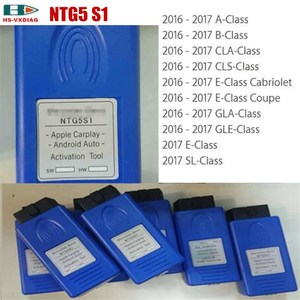 Apple CarPlay and Android Auto activation tool NTG5 S1 Update by MB STAR C4 OR sd C5 XENTRY DHL free shipping