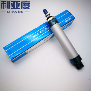 MAL16x500 Aluminum alloy mini cylinder MAL16-500 Pneumatic components 16mm bore 500mm storke(China)