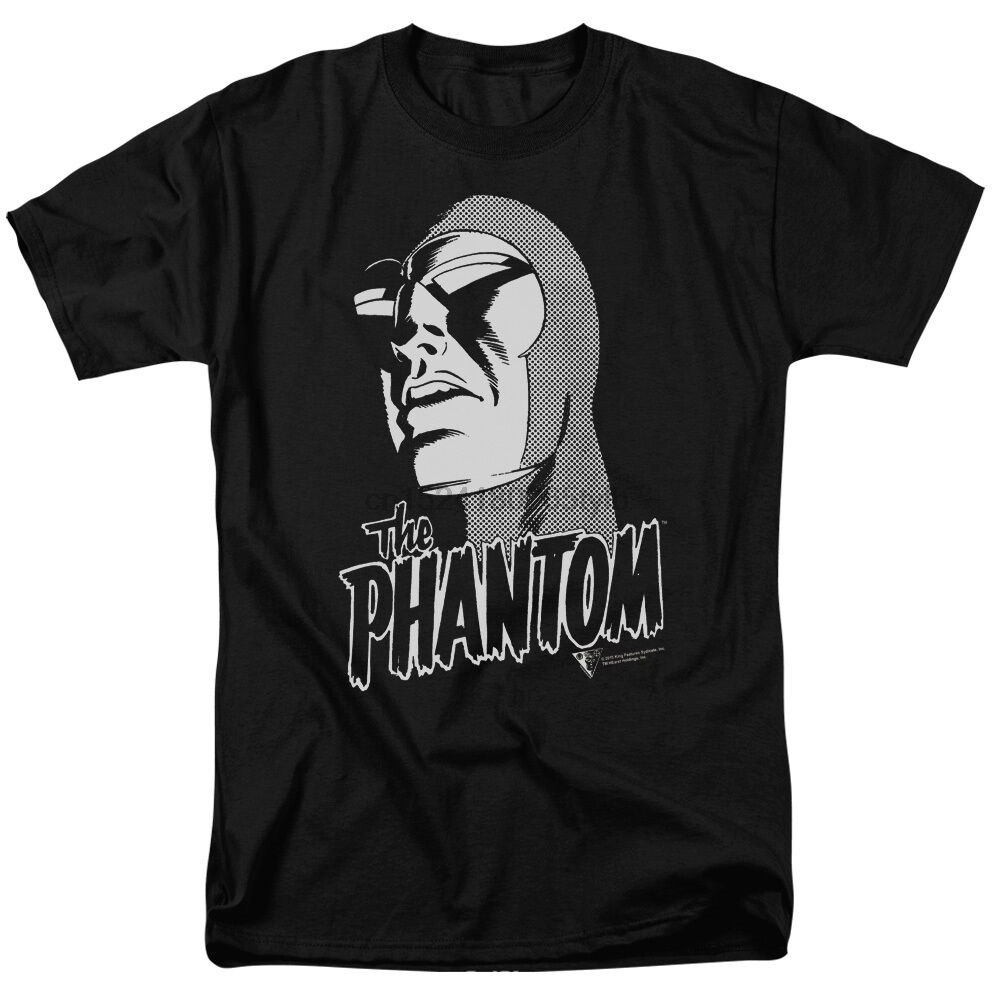 The Phantom Comic INKED Licensed Adult T-Shirt All Sizes