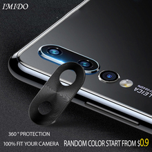 IMIDO Full Cover Rear Camera Lens Protective Cap for Huawei P20 Pro Lite Aluminum Metal