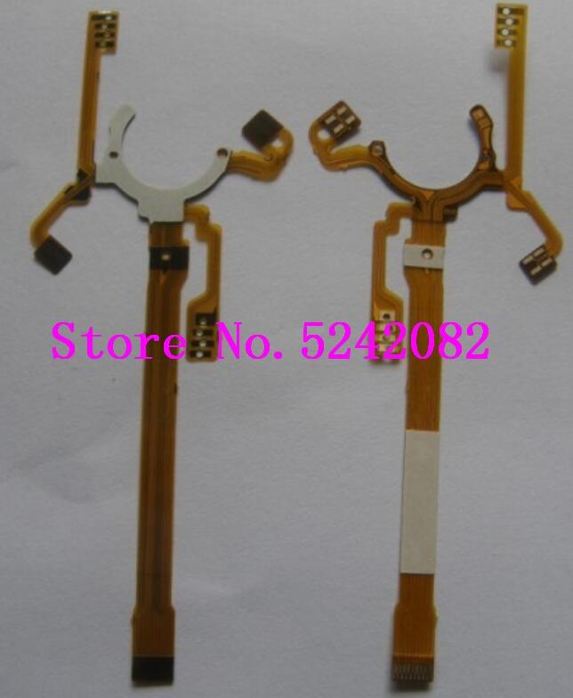 2PCS/NEW Lens Aperture Flex Cable For SONY E 3.5-5.6/ 18-55 Mm OSS 18-55mm (SAL1855) Repair Part