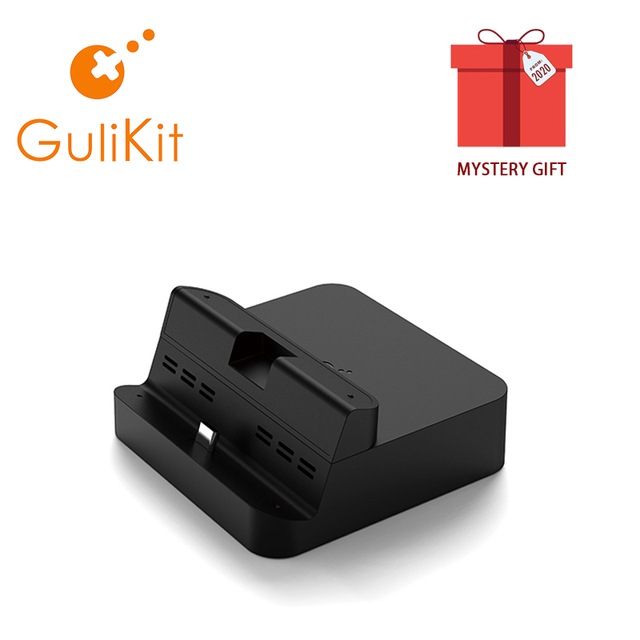 GuliKit NS06 Portable Dock Assembly Accessories  HDMI for Nintendo Switch