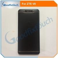 Dla ZTE Blade V8 BV0800 tylna pokrywa drzwi baterii tylna obudowa tylna obudowa pokrywa baterii dla ZTE V8 części zamienne w Obudowy do telefonów komórkowych od Telefony komórkowe i telekomunikacja na