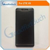 Para zte blade v8 bv0800 voltar capa porta da bateria de volta habitação caso traseiro bateria capa para zte v8 peças reposição|Estojos de celular| |  -