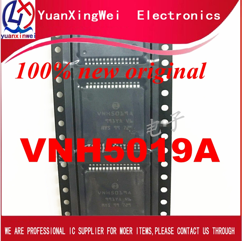 10pcs/lot VNH5019A-E VNH5019A VNH5019 SOP-30 Bridge Type Drive