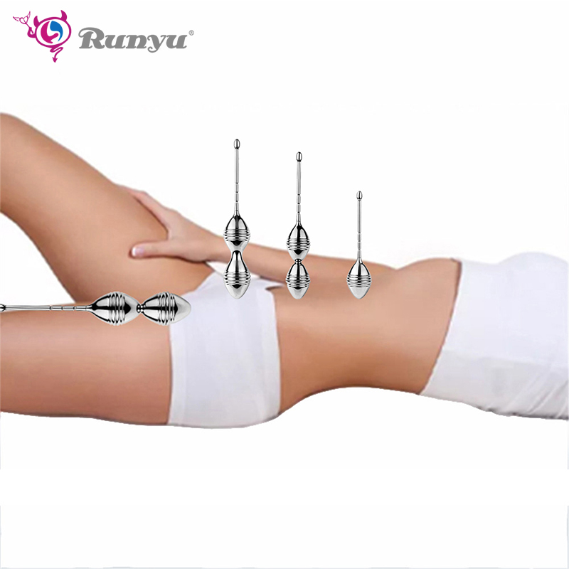 Safe Metal Smart Ball Kegel Ball Ben Wa Ball Vagina Tighten Exercise Machine Vibrator Vaginal Geisha Ball Sex Toy For Women
