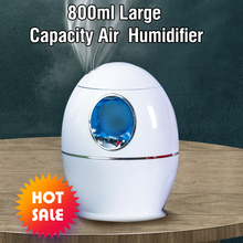 Diffuser Fogger-Mist-Maker Air-Humidifier Essential-Oil Ultrasonic Aroma Office For Home