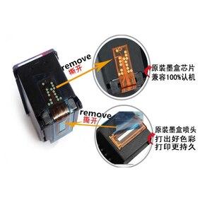 Image 4 - CISS la tinta para 122 122XL cartucho de tinta para HP Deskjet serie 1000 1050 1050A 1510, 2000, 2050, 2540 2050A 3000 3050 3050A impresora