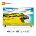 Xiaomi TV 4A 43 inch 4K Smart TV box 1G + 8G Storage support Miracast Netflix DVB-T/ t2 + C intellgent LED TV