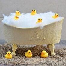 Baby Bath Tub Foldable Baby Shower Bath Tub Photography Props Iron Newborn Bathtub Safe Adjustable Kids Posing Basket Accessorie