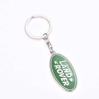 Car Styling Keychain Key Accessories for Land Rover Range Rover Executive Sport Sport Velar Evoque Discovery 3 4 LJ LT Defender image