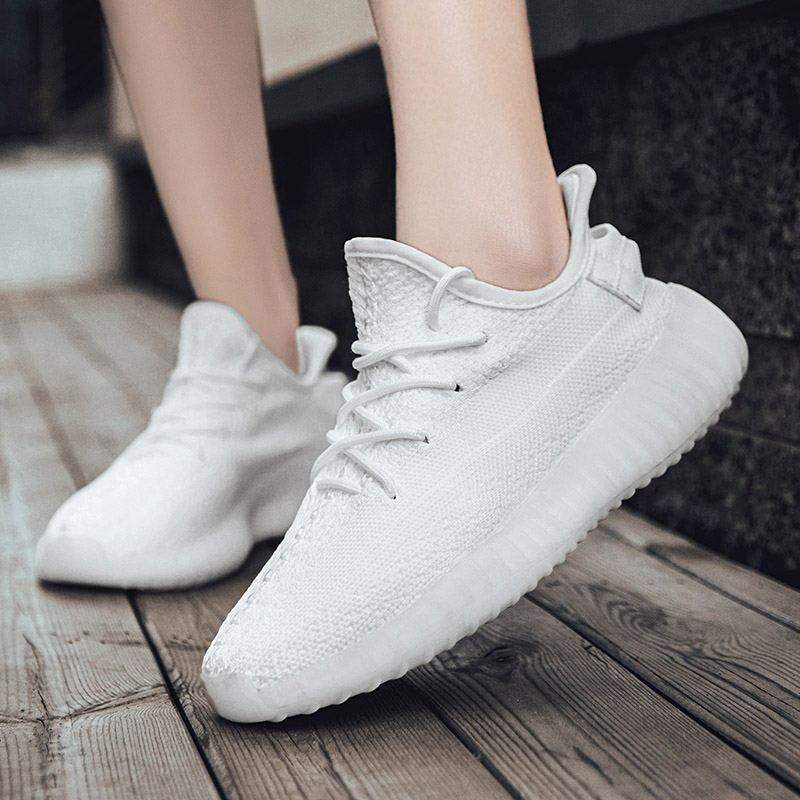 Couple Shoes Running Sneakers Mesh Tennis Training Breathable Casual High-Quality Spirng