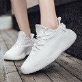 Высококачественные повседневные кроссовки для бега; Женская обувь из сетчатого материала; Коллекция 2021 года; Дышащая мужская обувь для тре...
