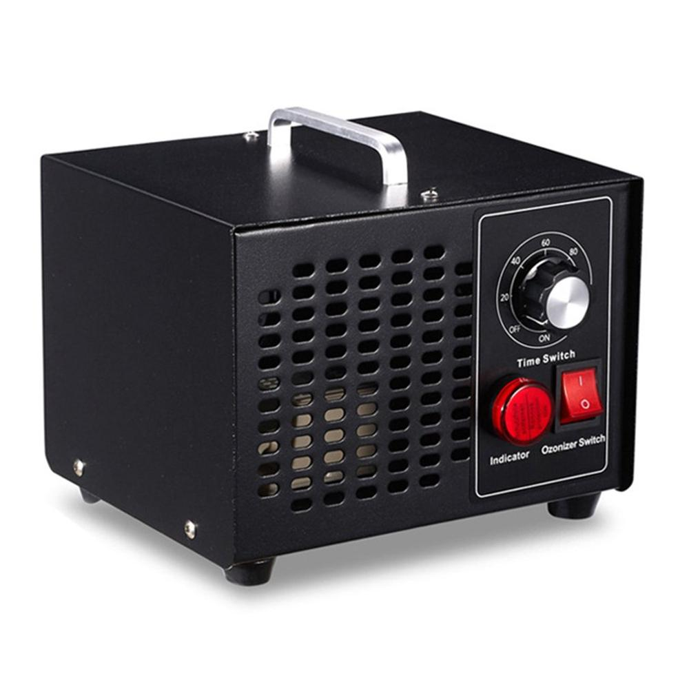 35g/h Ozone Generator Household Air Purifier Ozonator Timer Air Cleaner Ozone Deodorization Sterilization Machine Air Fresher