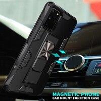 Coque antiurto per Samsung Galaxy S21 Ultra S20 FE S10 S9 S8 Plus custodia magnetica per Samsung Note 10 Plus Lite 20 Ultra 9 8